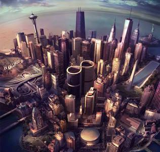 """""""Sonic Highways"""" by Foo Fighters"""