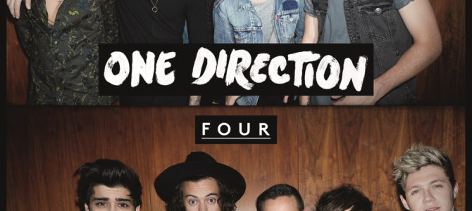 """""""FOUR"""" by One Direction"""