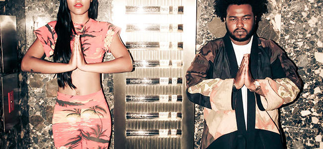"""India Shawn & James Fauntleroy release new EP entitled """"Outer Limits"""""""