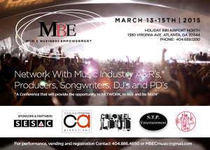 The 1st Music Business Empowerment Conference in Atlanta