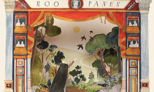 Land of the Living EP by Roo Panes
