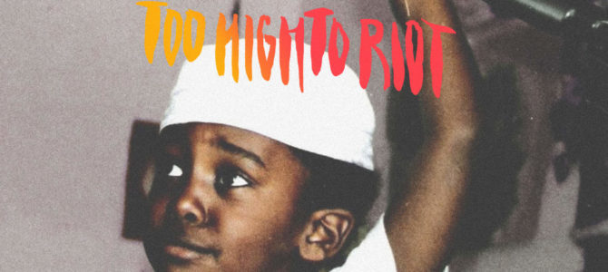 """""""Too High To Riot"""" by Bas"""