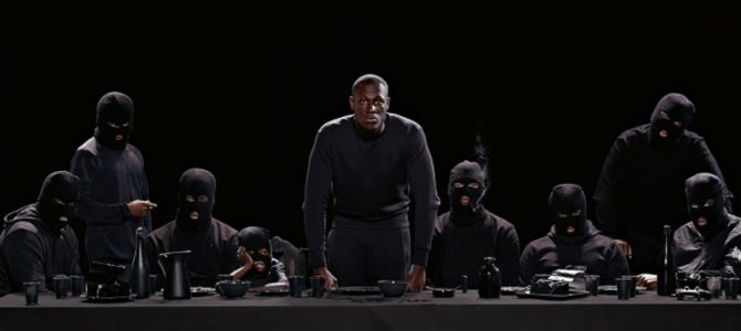 """Gang Signs and Prayer"" by Stormzy"